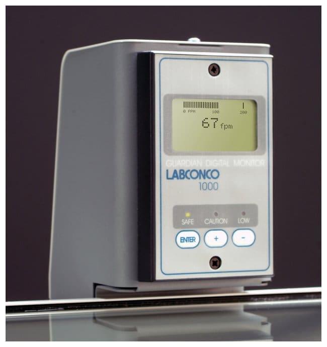 LabconcoGuardian Digital Airflow Monitor: For Premier, Protector:Laboratory