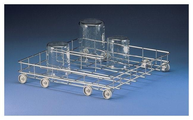 Labconco SteamScrubber Standard Top and Bottom Racks:Autoclaving, Sterilization