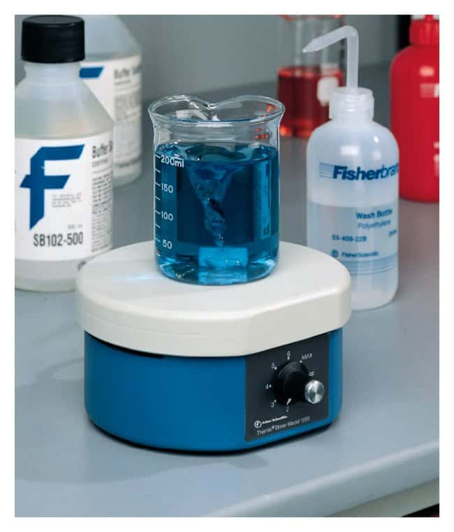 Fisherbrand Small Vessel Stirrer 200-2500rpm Stirring:Mixers, Shakers and