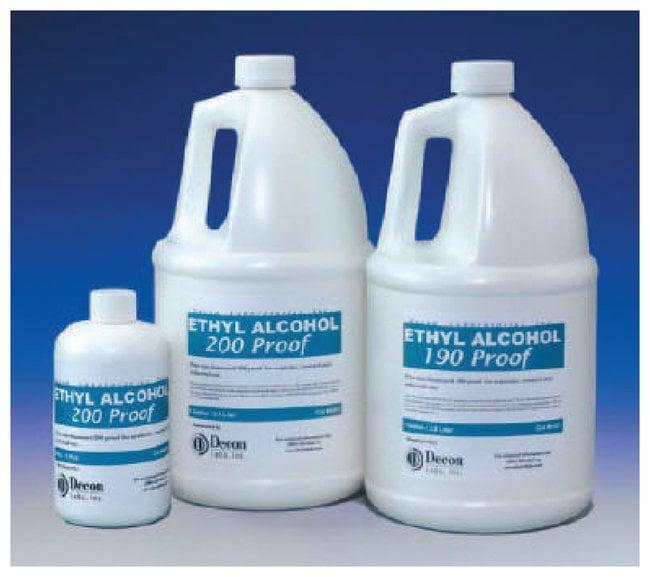 Ethanol, 200 proof (100%), USP, Decon™ Labs
