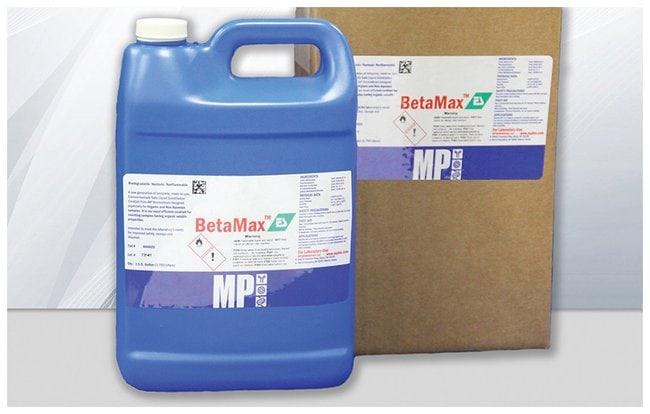 Beta Max™ ES Flüssige Szintillations-Cocktails, MP Biomedicals™ 4 x 1Gallone Beta Max™ ES Flüssige Szintillations-Cocktails, MP Biomedicals™