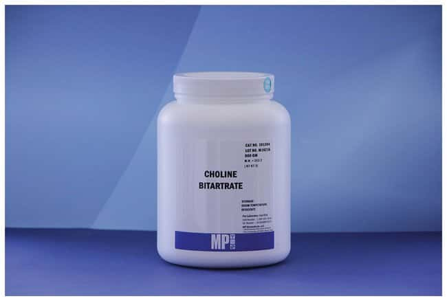 Choline bitatrate, >98%, MP Biomedicals™
