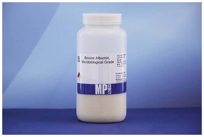 MP Biomedicals™ Bovine Albumin, from New Zealand-sourced Bovine Plasma 1kg MP Biomedicals™ Bovine Albumin, from New Zealand-sourced Bovine Plasma