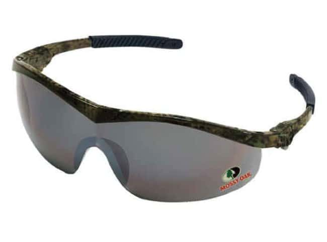 MCR Safety Mossy Oak Safety Glasses Silver Mirror:Gloves, Glasses and Safety