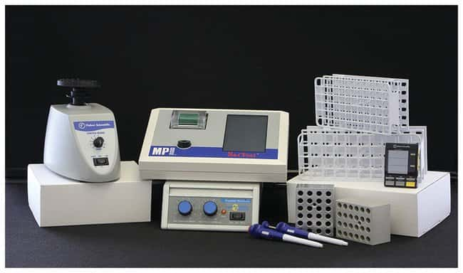 MP Biomedicals SafTest Analyzer Liquid Sample Instrument Platform:Testing