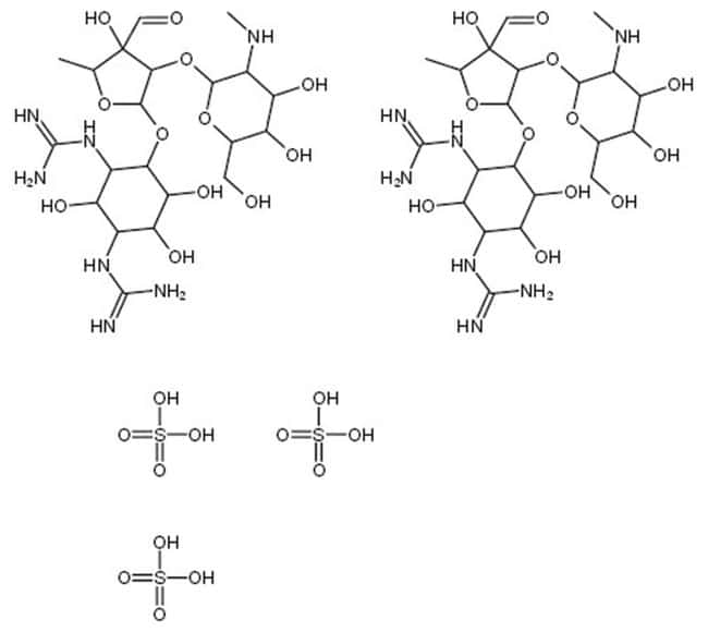 MP BiomedicalsStreptomycin Sulfate Streptomycin Sulfate; 25g:Cell Culture