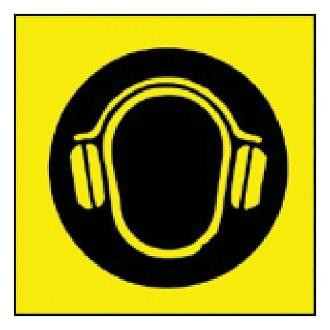 Brady Ear Protection Pictogram Sign