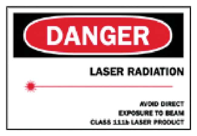 Brady Radiation and Laser Signs :Gloves, Glasses and Safety:Facility Maintenance