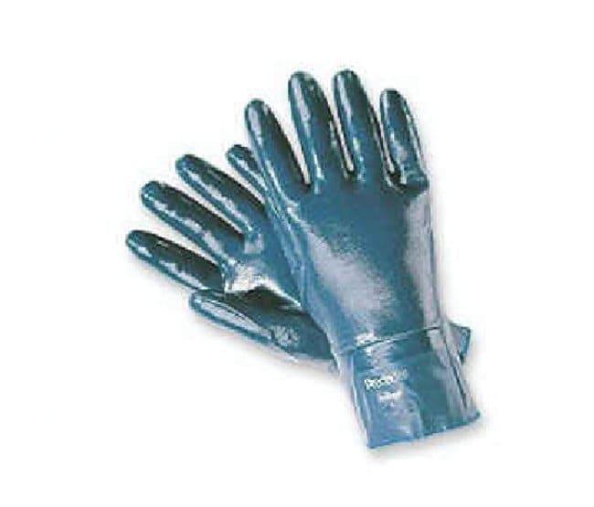 MCR Safety Vinyl Impregnated Gloves Size: 9:Gloves, Glasses and Safety
