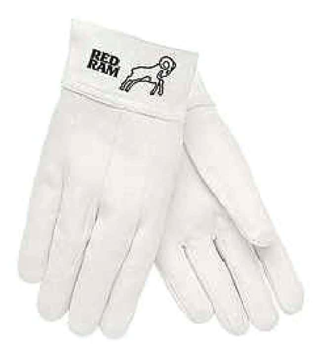 MCR Safety Goat Skin Leather Gloves Size: 10:Gloves, Glasses and Safety