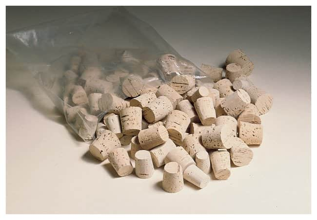 Fisherbrand™ Laboratory Grade Cork Stoppers, Assorted Sizes