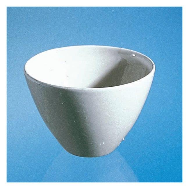 CoorsTek™Wide-Form Porcelain Crucibles
