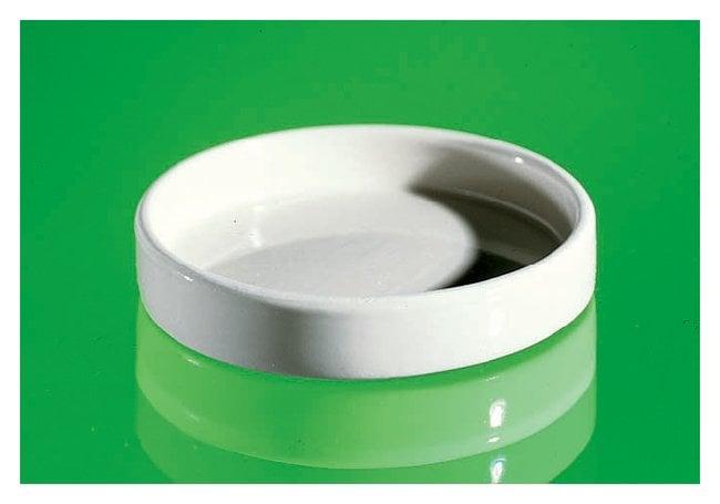 CoorsTek™Porcelain Capsule-Form Crucibles
