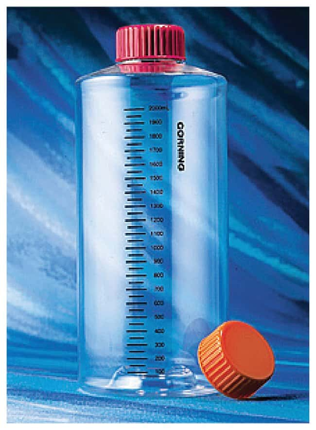 Corning™ CellBIND™ 850cm Squared Polystyrene Roller Bottle With Easy Grip Cap