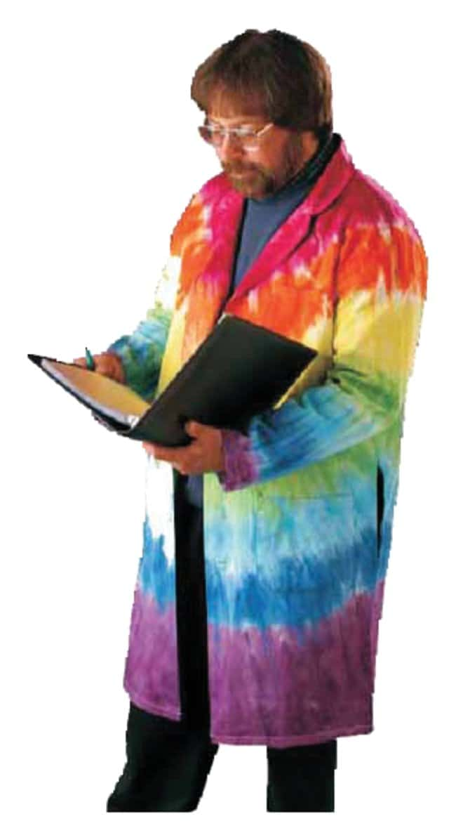 American Scientific Tie-Dyed Lab Coats