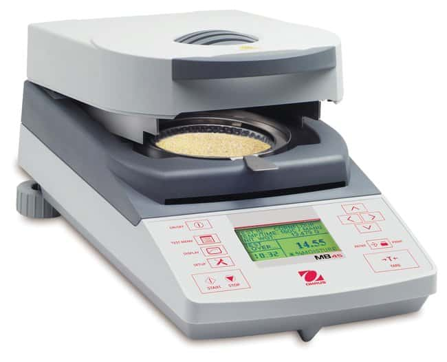 OHAUS MB35 / MB45 Standard Moisture Analyzers:Balances, Scales and Weighing:Laboratory
