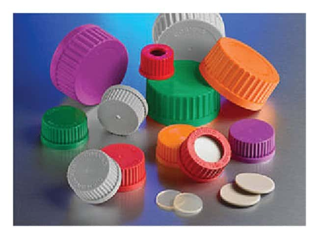 PYREX  Media Bottle High-Temperature Caps