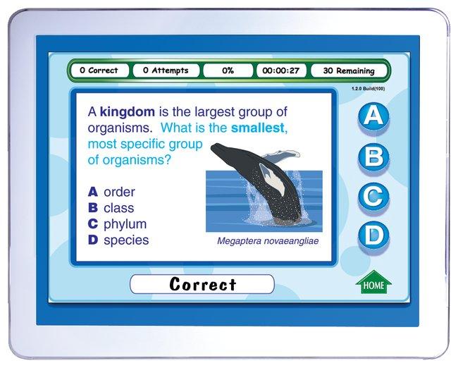 Learning Classroom Presentation CD&mdash;Grade 6 to 9 Six Kingdoms&nbsp;<img src=