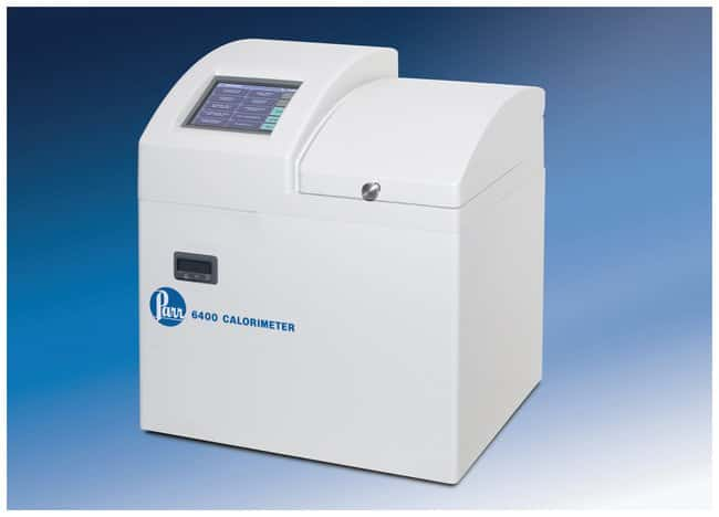 Parr6420 Expanded System Featuring the 6400 Automatic Isoperibol Calorimeter