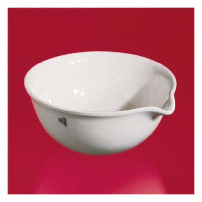CoorsTek Porcelain Evaporating Dishes:Dishes, Plates and Flasks:Dishes