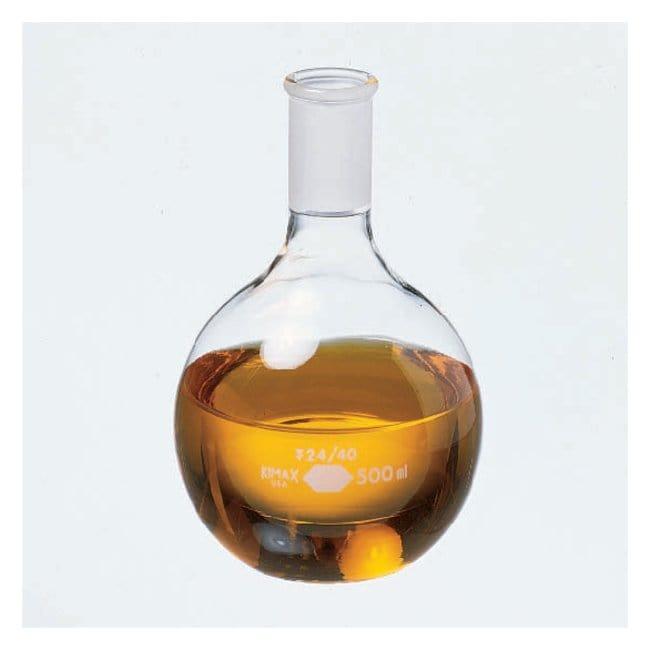 DWK Life SciencesKimble KIMAX Short Neck Flask with standard taper Joints