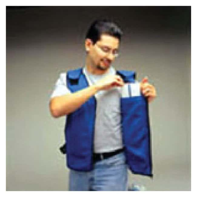 Allegro Industries Cooling Insert Vests Color: Blue; Size: Large/X-Large:Gloves,
