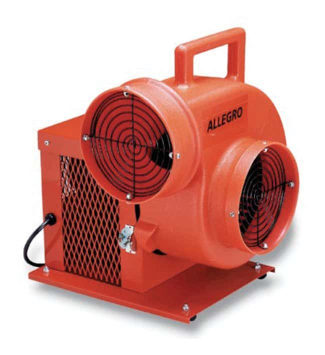 Allegro Standard Blowers Standard:Gloves, Glasses and Safety