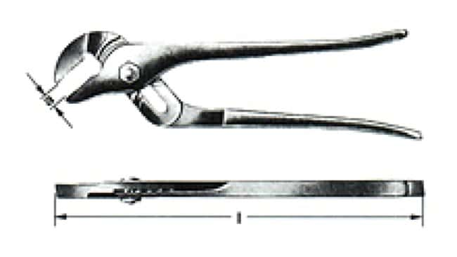 Ampco Safety Groove Joint Pliers 12 in.:Gloves, Glasses and Safety