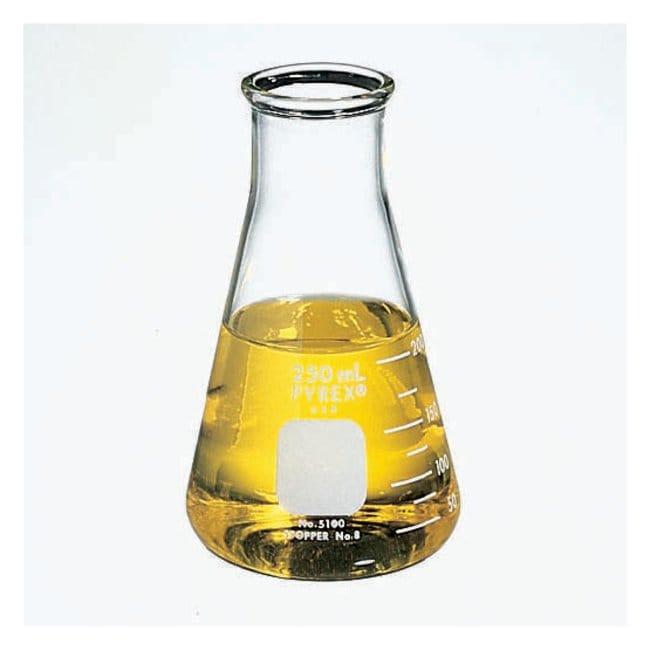 PYREX™Wide Mouth Heavy-Duty Erlenmeyer Flasks