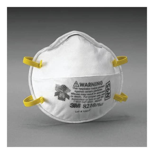 3M™Comfort Disposable N95 Filtering Facepiece Unvalved Respirators