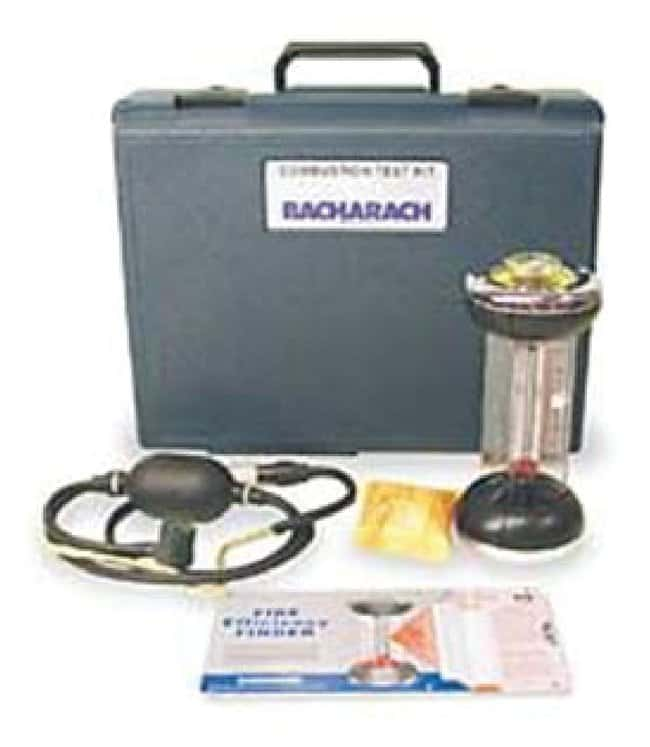 Bacharach Fyrite CO2 or O2 Analyzers CO2 gas; Range 0-20%:Gloves, Glasses