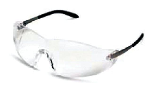MCR Safety Crews Blackjack Safety Glasses:Gloves, Glasses and Safety:Glasses,