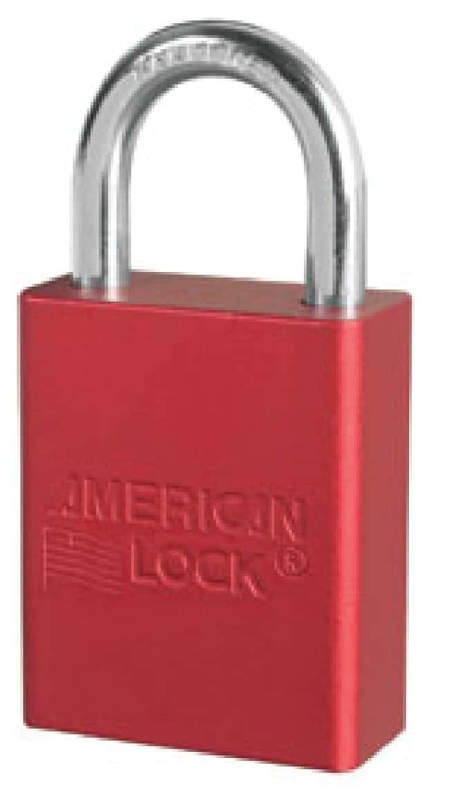 American Lock Padlock 1 in. shackle:Gloves, Glasses and Safety