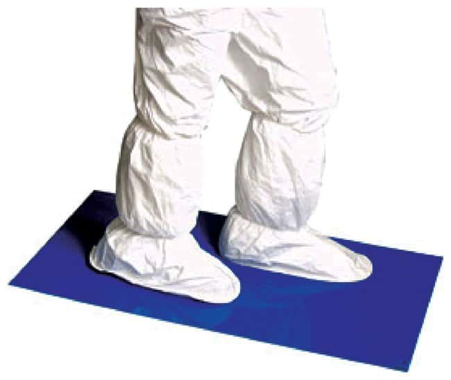 Connecticut Clean Room PolyTack Mats Blue; Size: 36 x 45in.:Gloves, Glasses