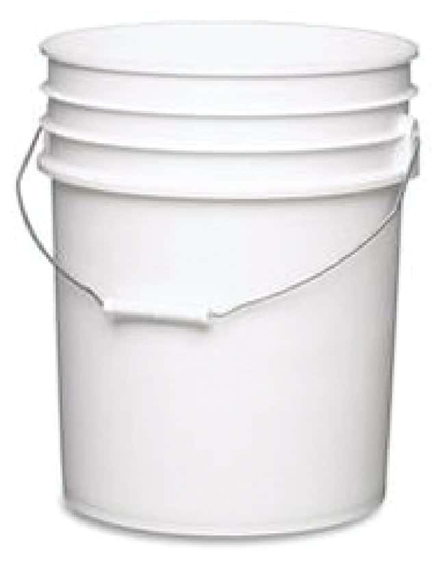 CEP Five-Gallon Poly Drum:Wipes, Towels and Cleaning:Buckets and Pails