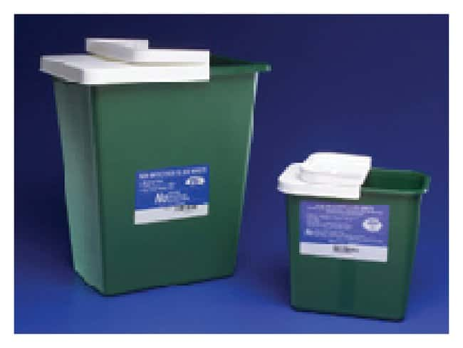 CovidienEnviroStar™ Noninfectious Waste Sharps Disposal Containers