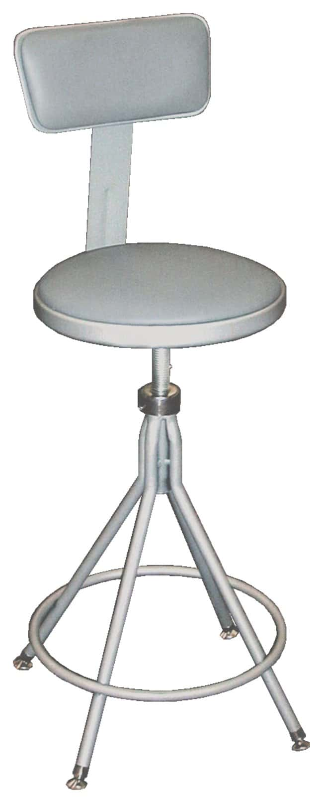 National Public Seating Heavy-Duty Padded Stools :Furniture, Storage, Casework,