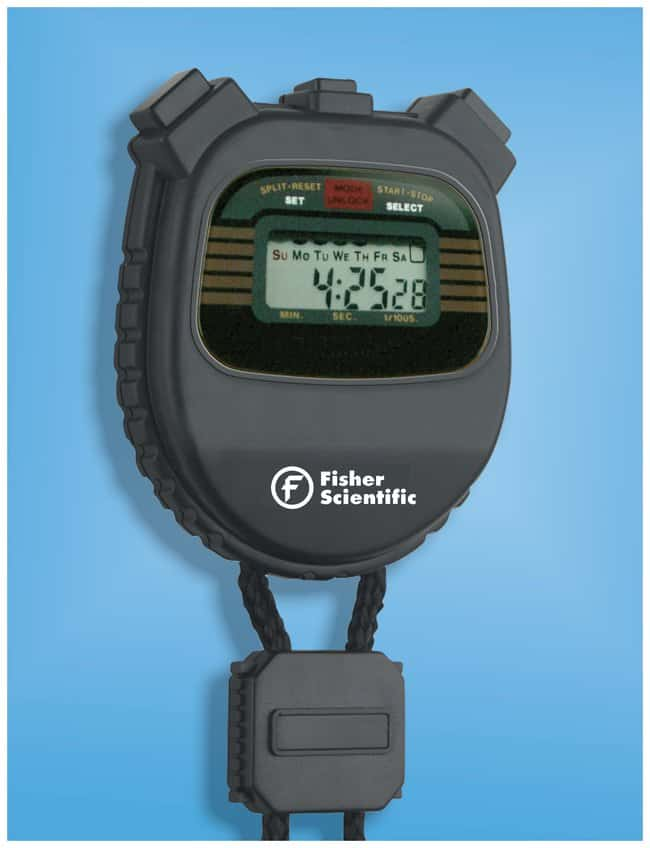 Fisherbrand Water-Resistant Stopwatches :Teaching Supplies:Classroom Science