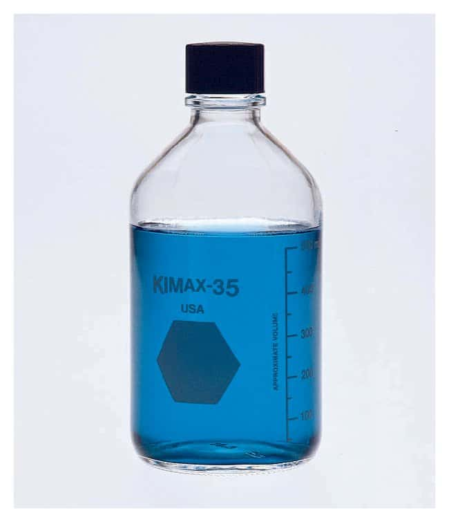 DWK Life Sciences Kimble  KIMAX  Media Bottles   Graduated