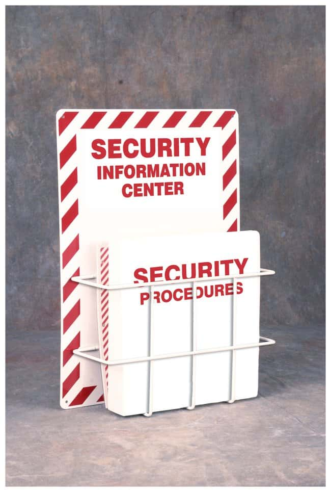 Accuform Signs Information Centers Security:Gloves, Glasses and Safety