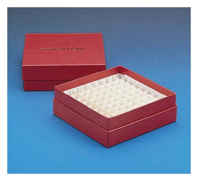 DWK Life Sciences Wheaton™ Cryule™ Disposable Freezer Boxes