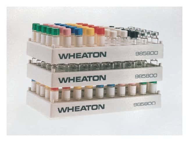 DWK Life Sciences Wheaton™ Cryule™ Polypropylene Racks