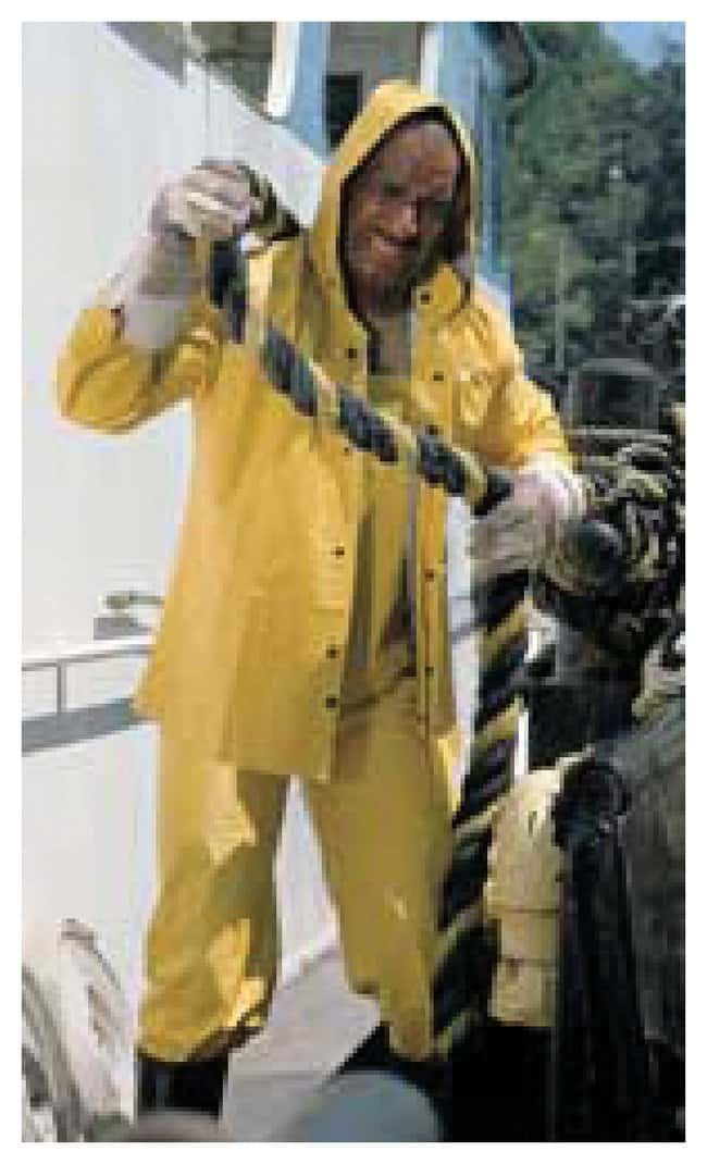 MCR Safety Stowaway Value Rainwear:Gloves, Glasses and Safety:Lab Coats,