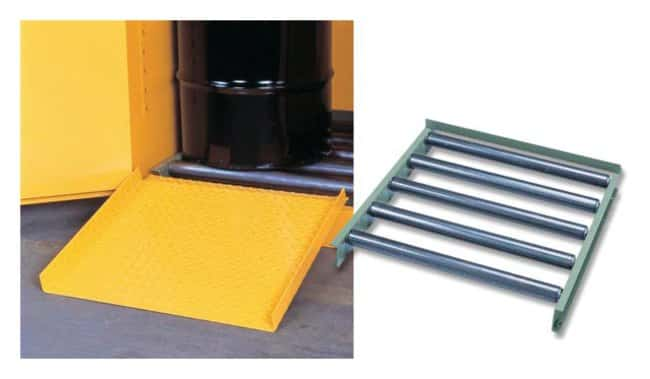 JustriteDrum Ramp Load limit: 750 lbs; 24-1/2 x 28 in. (62.2 x 71.1cm):Facility
