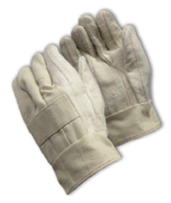 PIP Premium Grade Hot Mill Gloves No Burlap; Men's Size:Gloves, Glasses