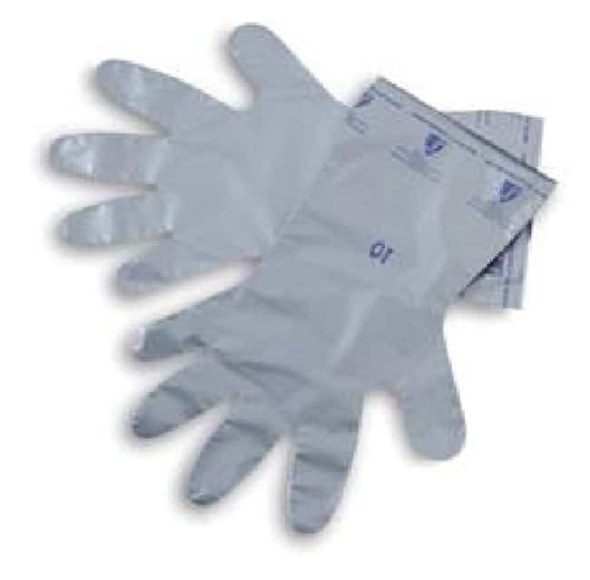 Honeywell Ink-Free Silver Shield/4H Gloves Size: 7; Length/Gauge: 16 in./2.7