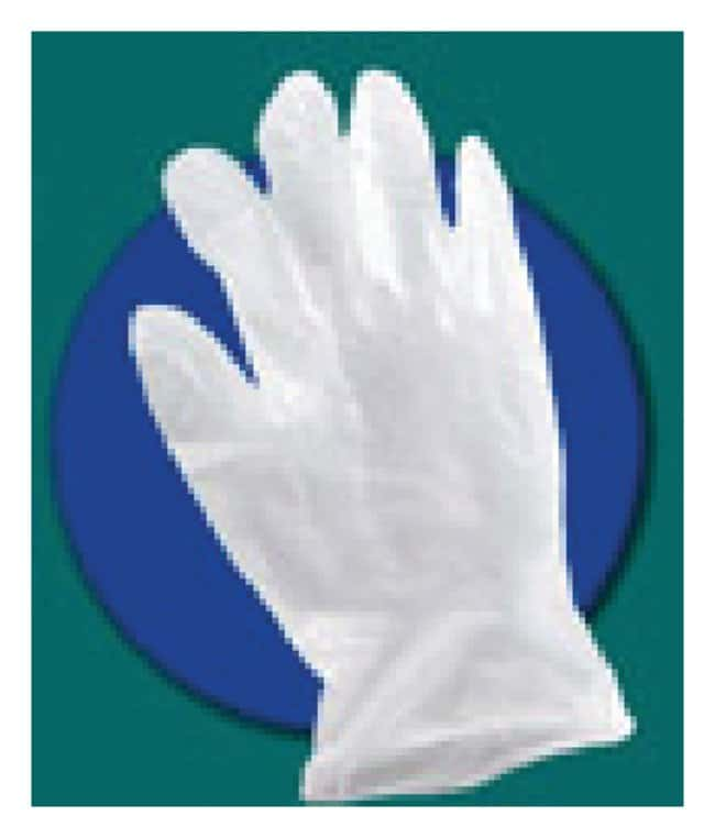 Sempermed Synthetic PF Vinyl Exam Gloves X-small:Gloves, Glasses and Safety
