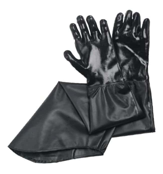 Wells Lamont Jomac Trapper's Glove Overall length: 31 in., Black:Gloves,