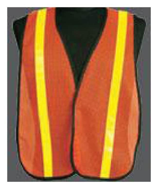 Kishigo Economy Safety Vests XX-Large:Gloves, Glasses and Safety
