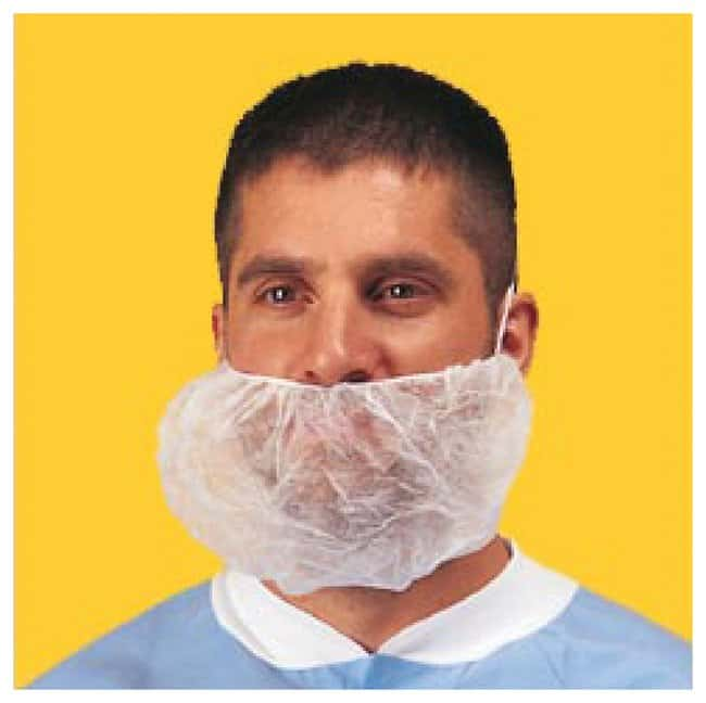 Keystone Safety Latex-free Beard Covers